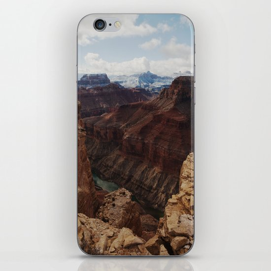 Marble Canyon iPhone & iPod Skin