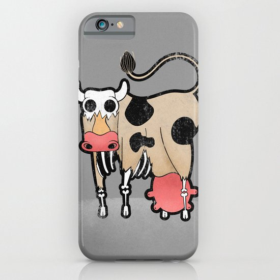 Cow Zombie iPhone & iPod Case