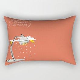 LOW VOLTAGE Rectangular Pillow