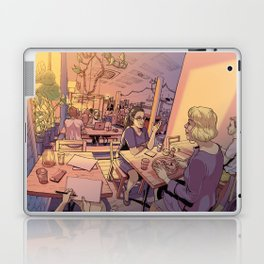 Sun Moth Laptop & iPad Skin