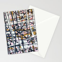 The Distance Between Stationery Cards