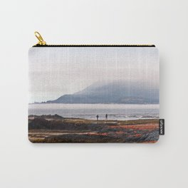 Between Seaweed and Fog Carry-All Pouch