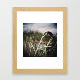 Transmission Framed Art Print