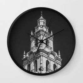 Steeple Knowles Memorial Chapel Rollins College Winter Park Florida Wall Clock