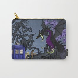And Now You Will Deal with ME, O' Doctor Carry-All Pouch