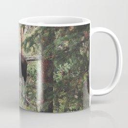The Modest Moose Coffee Mug