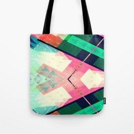 Triscope  Tote Bag