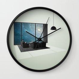 Galaxy Room Wall Clock
