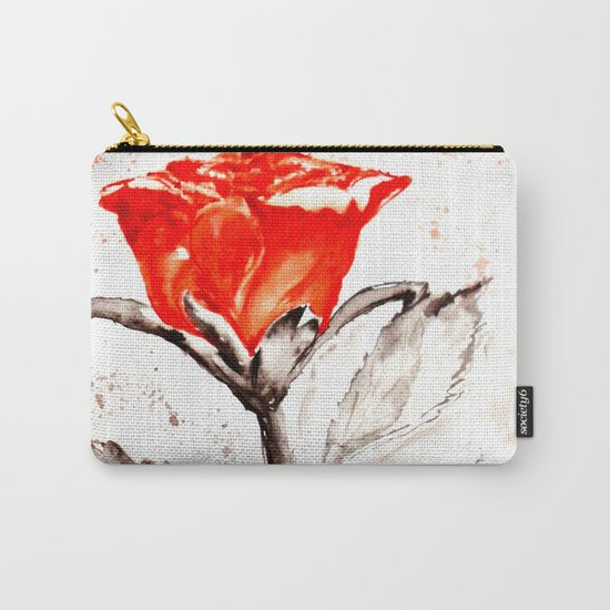 Just another rose Carry-All Pouch