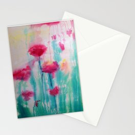 Garden of Transparency Stationery Cards