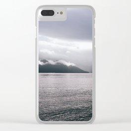 Kenai Fjords, Alaska Clear iPhone Case
