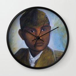 Ira Hayes Wall Clock