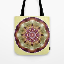 Mandalas from the Heart of Peace 1 Tote Bag
