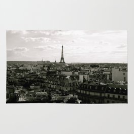 Paris Skyline  Rug