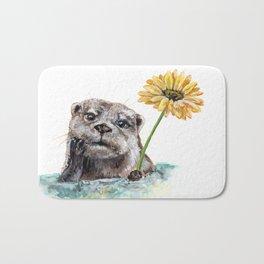 Otterly Lovely Bath Mat