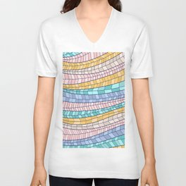 SUMMERBRAIDS Unisex V-Neck