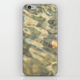 water pattern II iPhone Skin