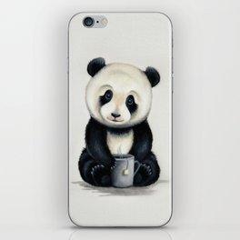 Tea Panda iPhone Skin