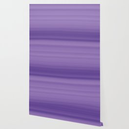 Ultra Violet Gradient Stripes Trendy Color of the year 2018 Wallpaper