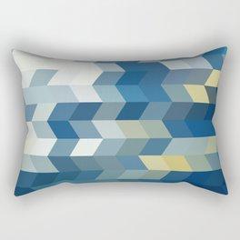 RHOMBUS No5 Rectangular Pillow