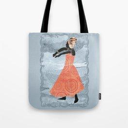 African Dancer 2 Tote Bag