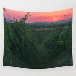 Vineyard Wall Tapestry