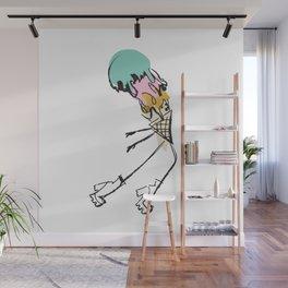 Sweet Cream Wall Mural