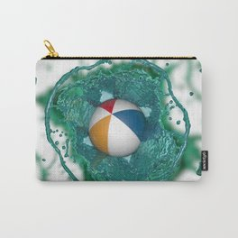 Beach ball Splash Carry-All Pouch