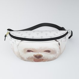 Let's Music Fanny Pack