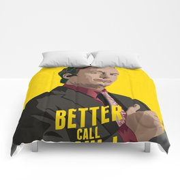 Better call Saul ! Comforters