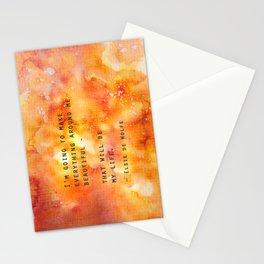 Make Everything Beautiful Stationery Cards