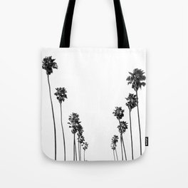 Palm Trees 8 Tote Bag