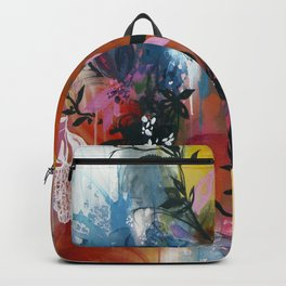 Calyces Fruits Abstract Backpack