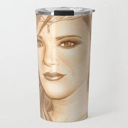 Elf Lady Travel Mug