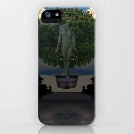 The Safety Series - After the Storm iPhone Case