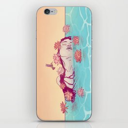 Naiad Lady iPhone Skin