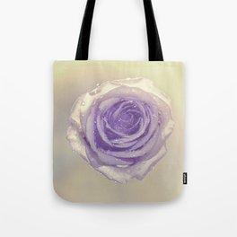 SUNLIT MAUVE ROSE Tote Bag
