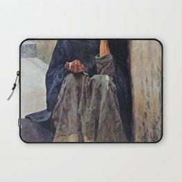 Jose Ferraz de Almeida Júnior - The Beggar Laptop Sleeve