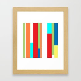 Bar None Framed Art Print