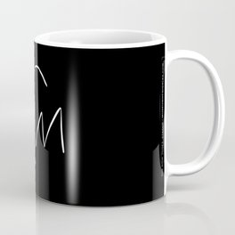 Mustache Men - The Dow Jones Coffee Mug