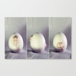 The Worst Egg Canvas Print