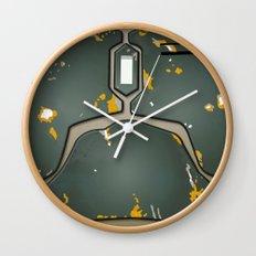 Bounty Hunter Wall Clock