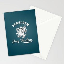 Dragon Age - Ferelden Grey Wardens Stationery Cards