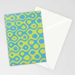 Brain Coral Yellow - Coral Reef Series 022 Stationery Cards
