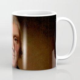 Official Presidential portrait of Thomas Jefferson Coffee Mug