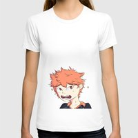 haikyuu T-shirts featuring Birb Son by The London Fairy