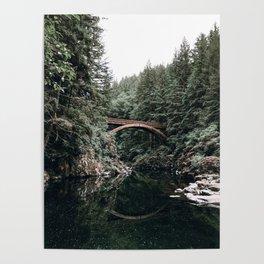 Moulton Falls Poster