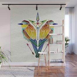 birds love Wall Mural