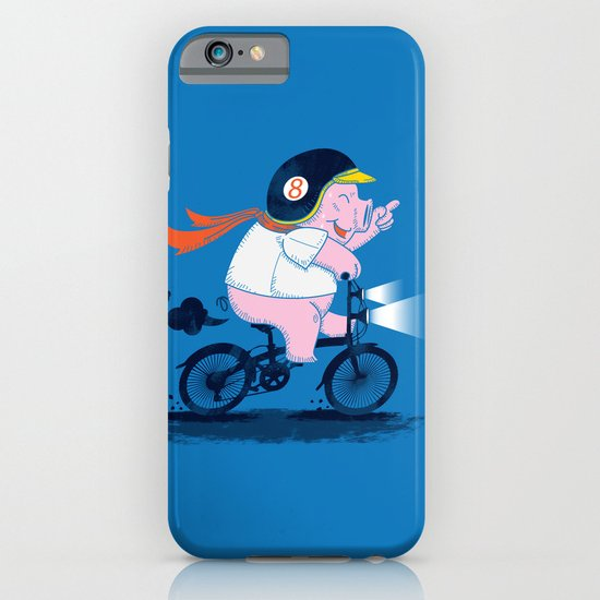 too fat too furious iPhone & iPod Case