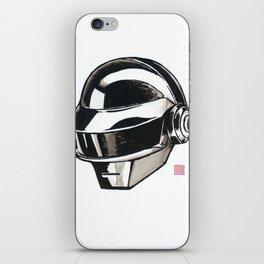 Daft Punk Thomas Bangalter iPhone Skin